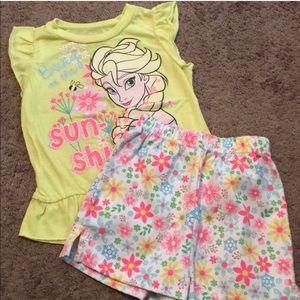 Elsa outfit 4T
